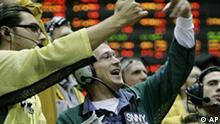 USA Zinssenkung Reaktionen Börse in Chicago