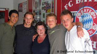 Deutschland Fussball Schule vom Bayern München
