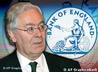 Mervin King, gobernador del Banco de Inglaterra: más dinero.
