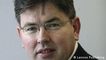Schriftsteller Derk-Jan Eppink