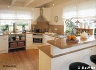 Casa con construcción tradicional pero totalmente moderna