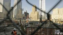 USA New York Ground Zero Streit um Ahmadinedschad Besuch