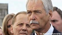 Boris Gryzlov oder Boris Gryslow, Vorsitzende der Partei Einheitliches Russland