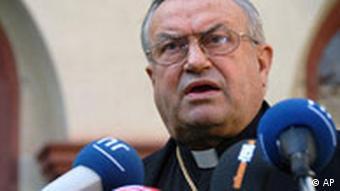 Wünscht einen jüngeren Papst: Bischof Karl Lehmann (AP Photo/Max Collin Heydenreich)