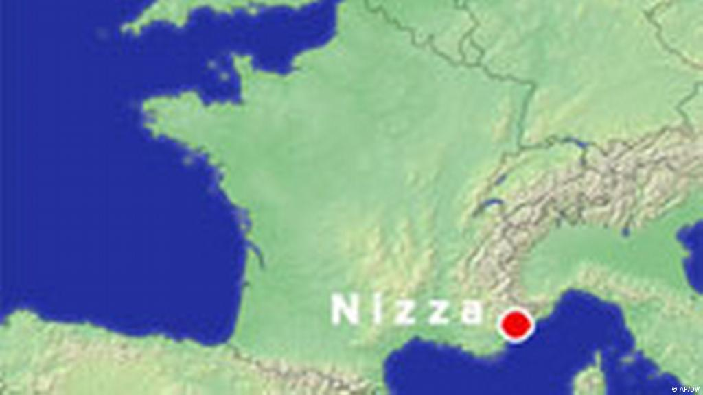 nizza landkarte frankreich Frankreich: Eine russische Kathedrale in Nizza | Welt | DW | 25.09