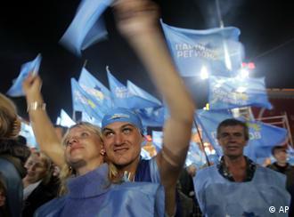 Хто подолає бар'єр в 5 відсотків, окрім Партії регіонів та КПУ?
