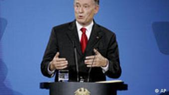 German President Horst Köhler