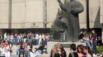 Studenten - Wirtschaft Fakultät