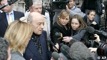 Prozessauftakt zum Tod von Lady Diana