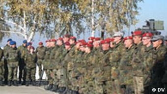 German soldiers in Kosovo