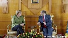 Angela Merkel in Äthiopien