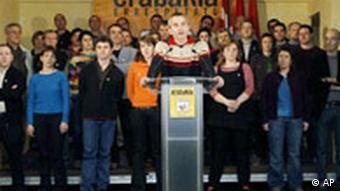Spanien, Verhaftungen von Basken