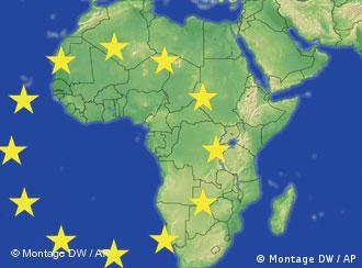 The EU's involvement in Africa brings it into conflict with some South African interests
