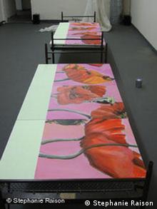 Installation by Nika Roßmöller-Schmidt and Martin Schmidt (Marni)