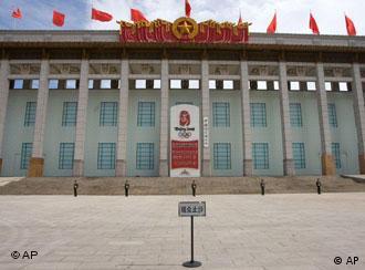 中国对政治与言论自由的管制仍然壁垒森严