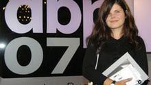 Julia Franck, Gewinnerin des Deutschen Buchpreises 2007