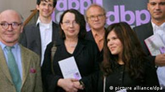 Die Finalisten des Deutschen Buchpreises (dpa)