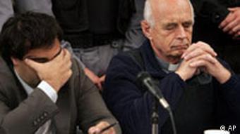 Argentinien Urteil gegen Christian Von Wernich