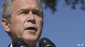 US-Präsident Bush Armenien Türkei
