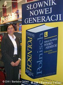 Marzena Świrska-Molenda prezentuje projekt nowego słownika