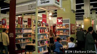 Polskie stoisko należy do największych wśród zagranicznych wystawców