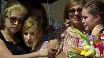 Frauenmorde in Ciudad Juarez, Mexiko