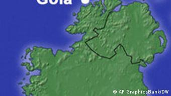 L'île de Gola, au large de l'Irlande.