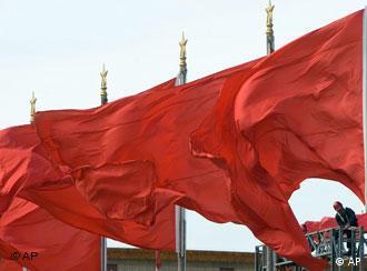 只有红旗还是红色的?