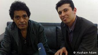 : Salam Ramadan, Köln, Philharmonie, Der ägyptische Sänger Mohammed Munir, Husham