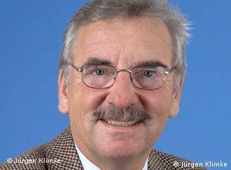 Jürgen Klimke, diputado del Bundestag.