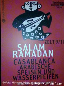 Salam Ramadan in der Kölner Philharmonie