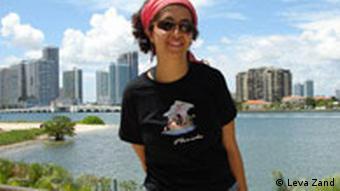 لوا زند، نویسنده وبلاگ «بلوط»
