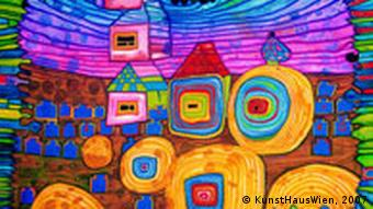 Friedensreich Hundertwasser: The Windows are Going Home (1982)