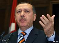 Турският премиер Ердоган