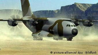 EADS military aircraft transporter A400M