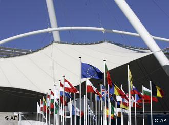 Simbólicamente futurista es la sede de la cumbre de la Unión Europea.