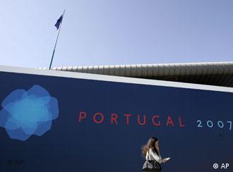 En Portugal se logró el acuerdo: el nuevo Tratado se espera para 2009.