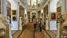 Deutschland Geschichte Kultur Anna Amalia Bibliothek Rokokosaal