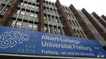 Elite Unis Albert-Ludwigs-Universität Freiburg