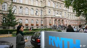 Elite Unis Rheinisch Westfaelische Technische Hochschule Aachen RWTH