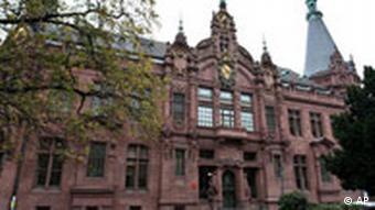 Elite Unis Ruprecht-Karls Universität Heidelberg