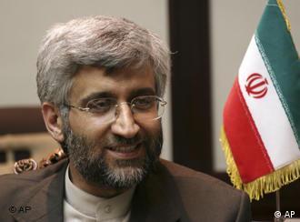 سعید جلیلی، جانشین لاریجانی