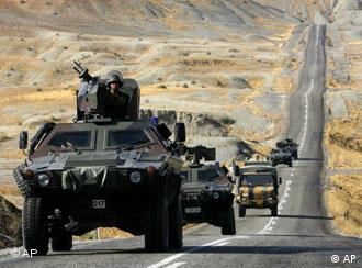 Turkish armored vehicles