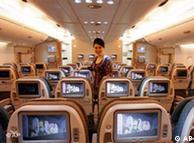Companhias aéreas apostaram até agora em modelos de luxo do A380