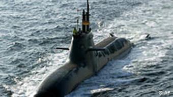 U31 U-Boot Klasse 212A Marine Howaldtswerke Deutsche Werft Export