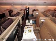 Business Class do A380