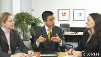 liu zhengrong Personaldirektor Lanxess