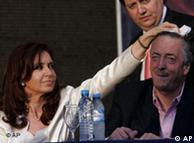 Los Kirchner perdieron hegemonía.