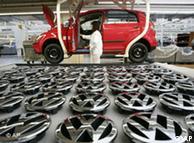 3 мільйони проданих автомобілів на рік - для Німеччини стеля.