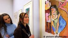 Kunstsammlungen Chemnitz zeigen Werke von Bob Dylan